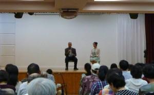 追查迫害法轮功国际组织主席汪志远先生在《台湾人在大陆》电影首映会上以数字讲述中共活摘法轮功学员器官的事实